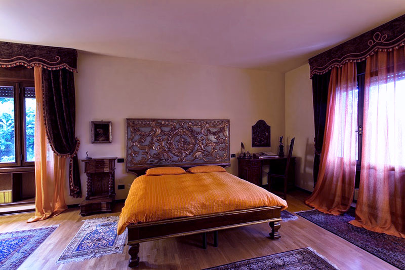 Camera matrimoniale deluxe